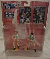 Starting Lineup: Classic Doubles Larry Bird & Kevin McHale Action Figures