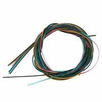 6 pcs/set Colorful Nylon Guitar Strings Copper Alloy strings For Acoustic Folk G