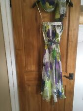 Belle Cocktail/mariage/soirée taille robe (40) UK 🇬 🇧 12