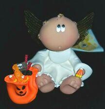 2001 Angel Cheeks Halloween Devil Figurine Mint Condition