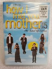 How I Met Your Mother Complete Season 5 Five (DVD, 2010, 3-Disc Set) New Sealed