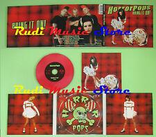 CD HORRORPOPS Bring it on 2005 digipack HELLCAT 0473-2 (Xs2) no lp mc dvd