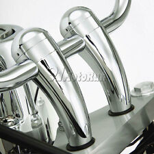 "Motorcycle 1"" Handlebar Risers For Harley Dyna Softail Sportster Touring XL 883"