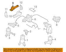 TOYOTA OEM-Engine Motor Mount 123630P160