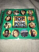 2 CD ALBUM - TOP OF THE POPS [2001 Volume 1] - BBC