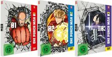 One Punch Man - Vol.1-3 - Episoden 1-12 - DVD - NEU