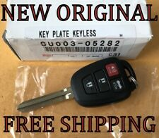 NEW OEM SCION FR-S 86 KEYLESS REMOTE HEAD FOB TRANSMITTER HYQ12BEL SU003-05282
