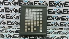 FANUC 9 INCH SMALL MDI UNIT KEYPAD A02B-0120-C121/MAR