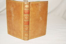 DIDEROT OEUVRES T3 1798 EDITION NAIGEON DESRAY RELIURE ENCYCLOPEDIE HELVETIUS