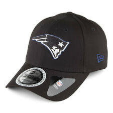 NEW ERA Homme New England Patriots 9 FORTY Glow in the Dark Baseball Cap Black Hat