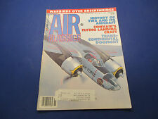 Air Classsics Magazine November 1986 Warbirds Breckenridge Air Classics M3988