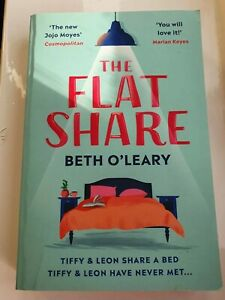 Paperback Book - The Flat Share