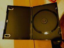 DVD Cases, Lot of 10, Black