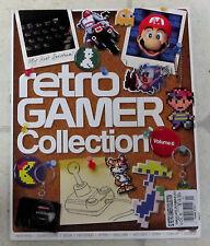 RETRO GAMER Collection 2012 VOLUME 6 Ninetendo SEGA 226 Pages COMMODORE Atari