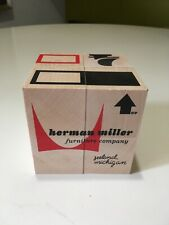 Herman Miller small building blocks rare very cool perfect condition Eames