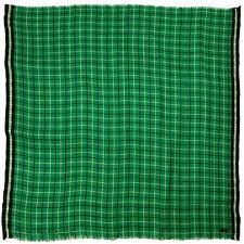 "§ carré géant cachemire giant scarf Cashmere Hermès neuf  "" Scotland Tartan "" §"