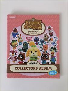 Album de collection animal crossing série 4
