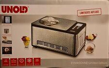 UNOLD 48894 Eismaschine Limited Edition