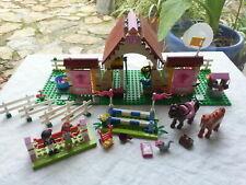 LEGO FRIENDS 3189 Heartlake Stables complet sans notice