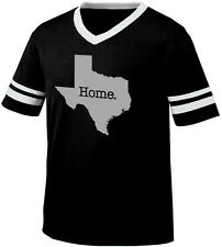 Texan Pride Lone Star State Republic of Texas Tejas Tejano Retro Ringer T-shirt