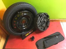 2013-2016 CHEVY MALIBU COMPACT SPARE TIRE WITH JACK KIT AND HOLD DOWN BOLT