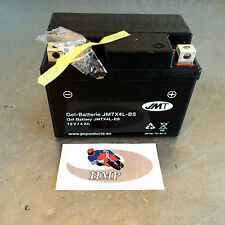 Honda SRX90 Wartung GRATIS Gel Batterie 12V 4Ah 1998 - 2000