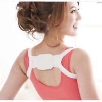 Support Belt Posture Shoulder Corrector Therapy Anti-Humpback Back Brace Band