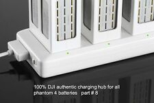 GENUINE OEM DJI Phantom 4/4Pro/4pro+/4 advanced BATTERY CHARGING HUB CP.PT.00034