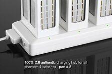 GENUINE OEM DJI Phantom 4/4Pro/4pro+/4 advanced BATTERY CHARGING HUB CP.PT.00034