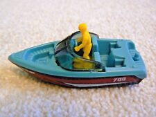 Matchbox  SKI BOAT  ship mint
