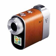 Voz Caddie SL1 Telémetro Láser + Pre-cargado GPS & Verde Undulation Pista