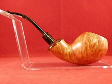 Luigi Viprati 4 Clover Pipe!  New/Never Smoked!  Hand Made in Italy!