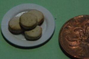 Scotch Pancakes 1:12th Scale Dolls House Miniatures