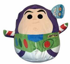 "Disney Buzz Lightyear 10"" Squishmallow Plush Kelly Toys Toy Story NWT"