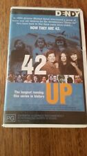 42 UP - MICHAEL APTED - THE LONGEST RUNNING SERIES IN HISTORY- FROM 7 UP VHS