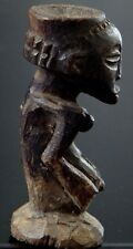 Ancienne maternité sculpture Congo art africain Old african tribal art