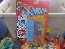 Toybiz Ice Man figure MINT ON CARD 1990s