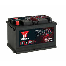 Batterie Yuasa SMF YBX3086 12V 76ah 680A