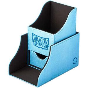 Dragon Shield Nest+ 100: Blue & Black
