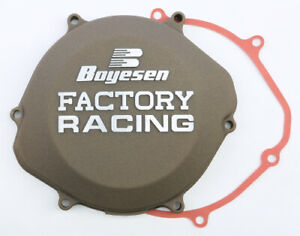 Boyesen Factory Clutch Cover MAGNESIUM for Honda CR250 02-07 CC-02AM Replacement