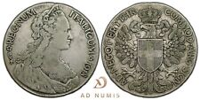 1 Tallero / 5 lire 1918 Rome Vittorio Emanuele III Érythrée Italie - Argent