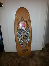 Bulldog Skates 2nd gen. Quad 12 deck.  Signed #3