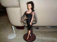 Vintage Doll Stands for Barbie or Slightly Larger Dolls
