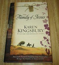 KAREN KINSBURY - THE FAMILY OF JESUS > FREE SHIP > STUDY BOOK - NEW