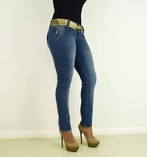 Push up Colombian Jean 3935