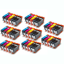 40 New Ink Pack w/ smart chip for Canon 225 226 MG5220 MG5320 MX882 MX892