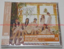 New Apink Orion First Limited Edition B CD DVD Booklet Card Japan F/S UPCH-89366