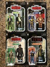 "Star Wars The Vintage Collection Hasbro 3.75"" 2020 Action Figure Lot"