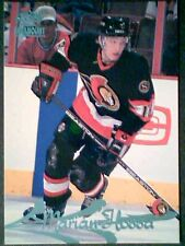 MARIAN HOSSA  97/98 ICE BLUE AUTHENTIC ROOKIE CARD  SP