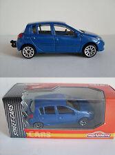 RENAULT CLIO III, Majorette Street Cars Auto Modell, Neu, OVP